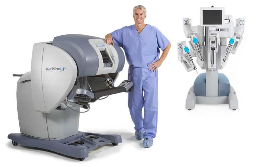 Everything You Need to Know About the da Vinci Surgical System